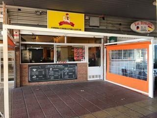 Se traspasa Bar Restaurante Asador de Pollos