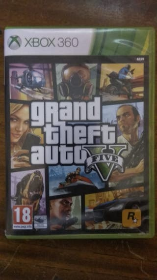 Grand Theft Auto 5 / GTA V - Xbox 360 PAL