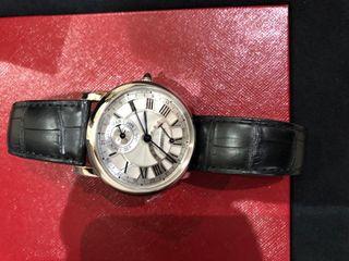 Reloj Cartier oro Blanco