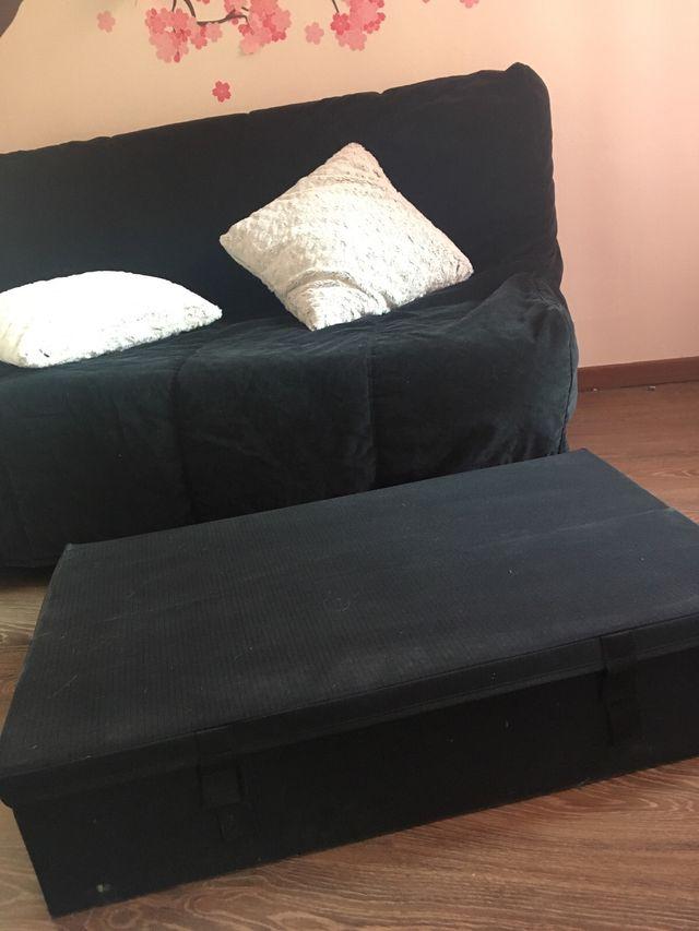 Canapé convertible IKEA modèle LYCKSELE