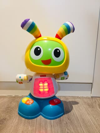Juguete Fisher Price (ROBOT ROBI)