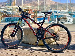bicicleta mondraker fox 27,5 2018