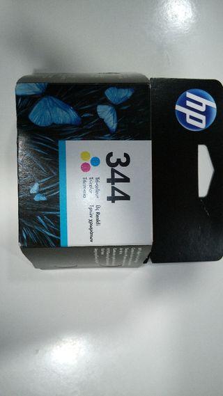 cartucho HP 344 color original nuevo