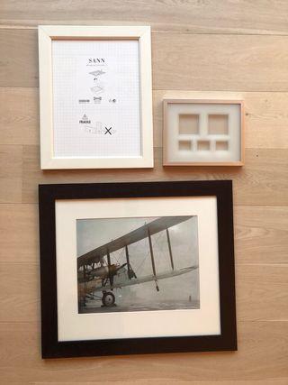 Tres Marcos de fotos