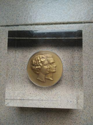 Medalla del príncipe Asturias Juan Carlos