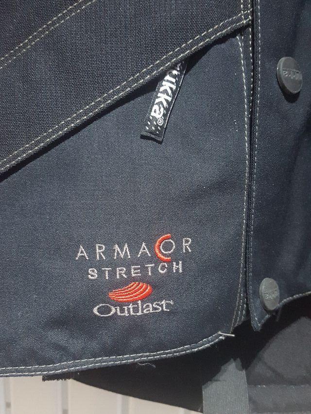 chaqueta moto (chico) rukka modelo armas