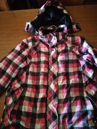 chaqueta para nieve niña