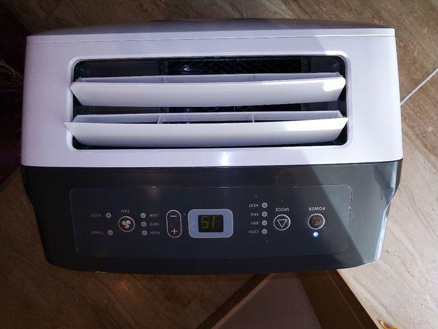 Hisense Calefactor Aire Acondicionado Deshumidific