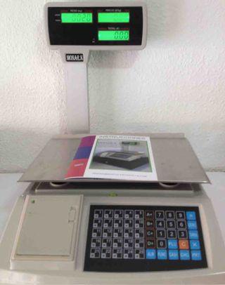 bascula ticket nueva balanza configurable