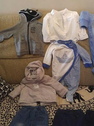 ropa bebe de 6 a 12 meses