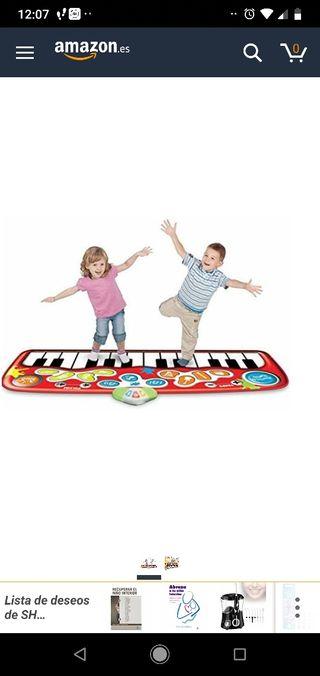 Piano infantil suelo