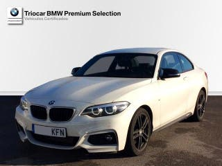 BMW Serie 2 220d Coupe 140 kW (190 CV)
