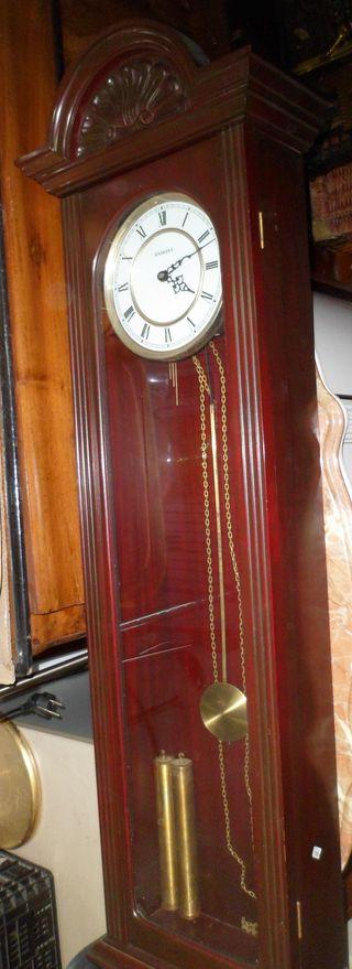 reloj antiguo 121cm