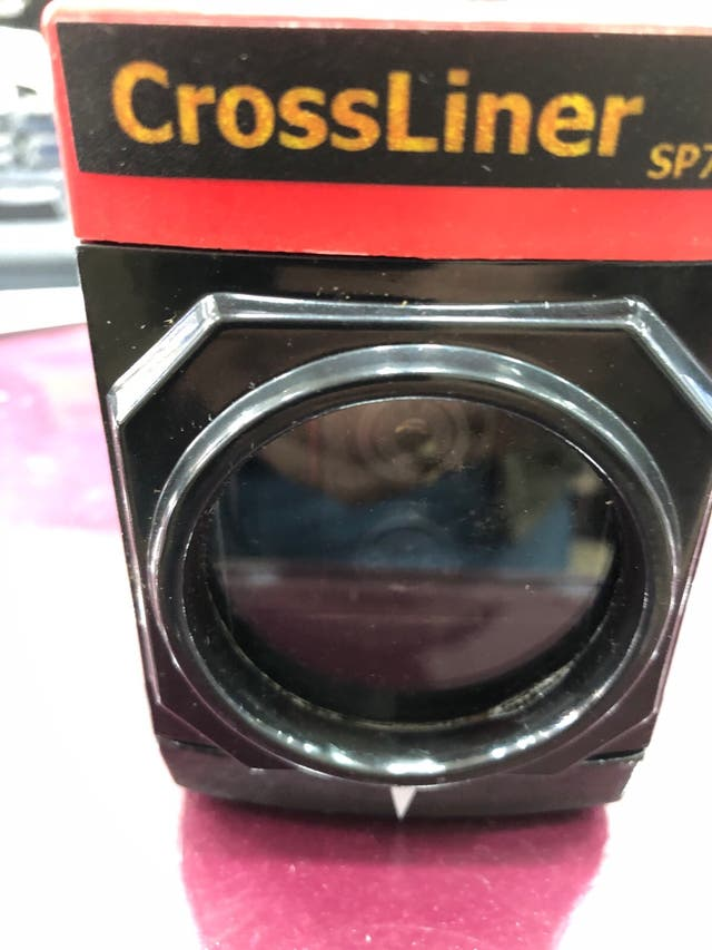 Medidor láser crossliner SP735