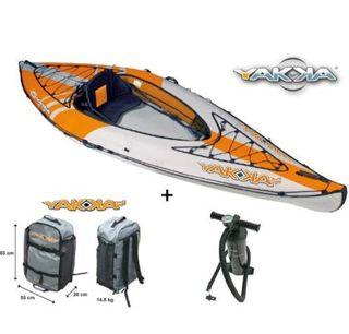 Kayak hinchable BIC YAKKAIR HP1