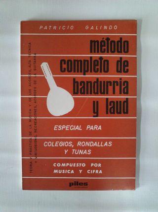 Metodo completo de Bandurria y Laud Piles