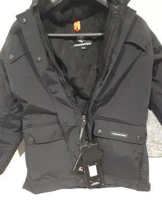 chaqueta moto talla M mujer