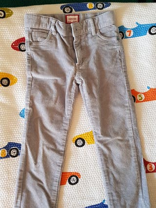 Pantalón de Pana. talla 5-6 Neck and Neck