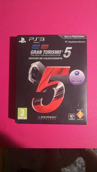Gran turismo 5 playstatio 3