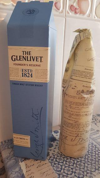Glenlivet founder's reserva