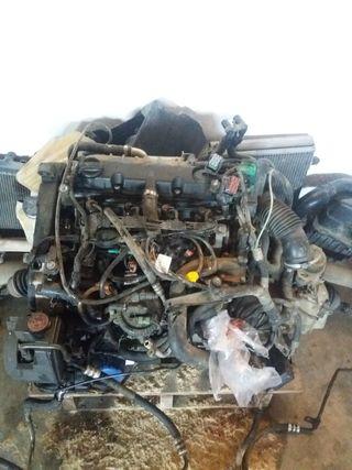 Motor 2.0hdi Berlingo RHY 90CV