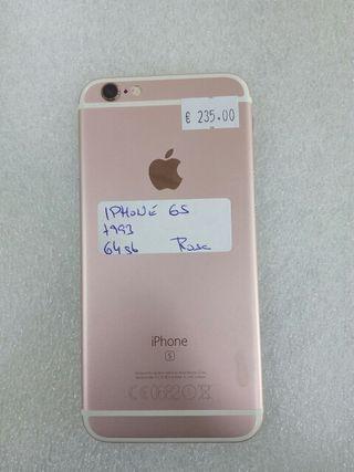 iPhone 6S de 64 Gb ROSA