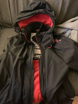 Vendo chaqueta Superdry