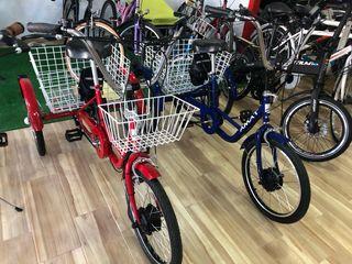 Triciclos Eléctricos Nuevos