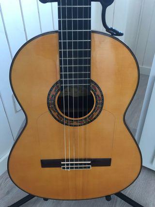 Guitarra Flamenca electro acustica