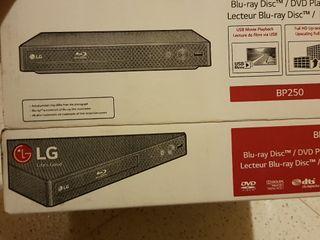 Reproductor de Blu Ray Lg BP250