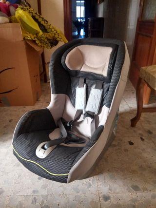Silla de bebé para coche. Grupo 0+,1 y 2