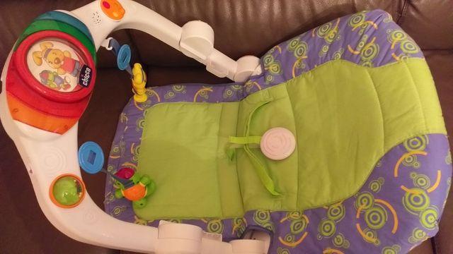 Gimnasio para bebe Chicco+Regalo alfombra Chicco