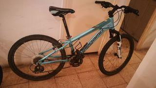 bicicleta para niños 24 pulgadas