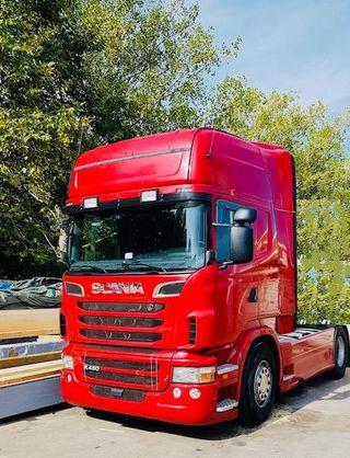 Vendo Tractora Scania R480 Eur5 - año 2010