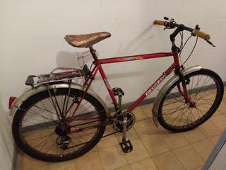 Bicicleta para ciudad.