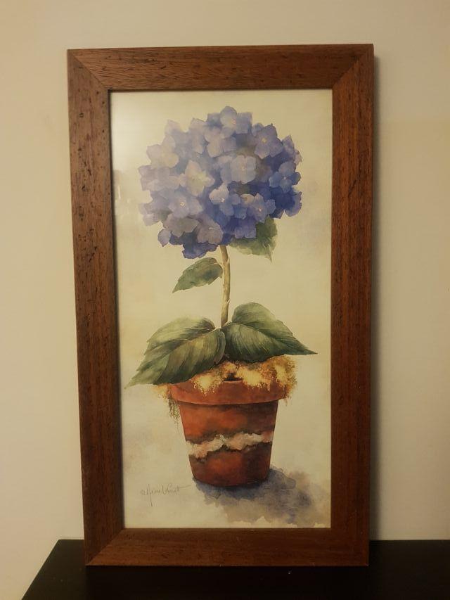 Cuadros flores