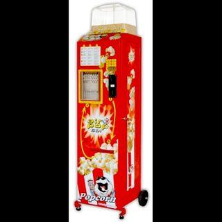 Maquina automatica palomitas para tu negocio