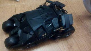coche de juguete de batman