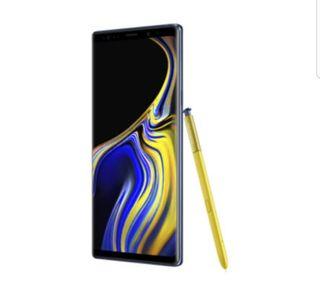 Samsung Galaxy Note9 512 GB Ocean Blue(PRECINTADO)
