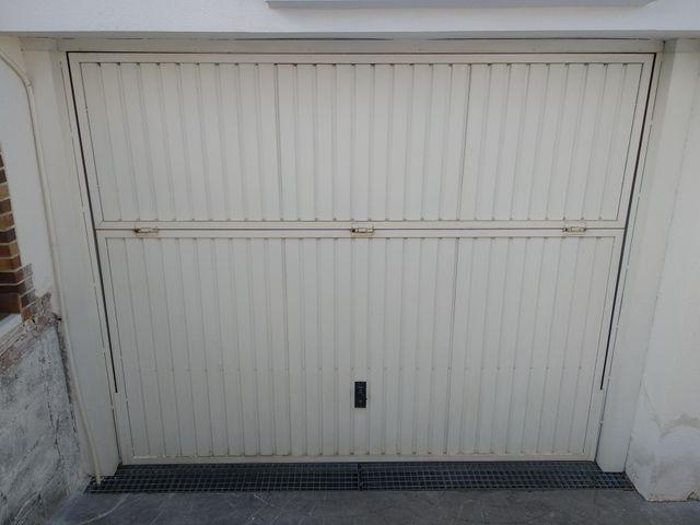 Portón hierro 260x215
