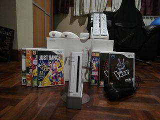 Consola Wii en muy buen estado.