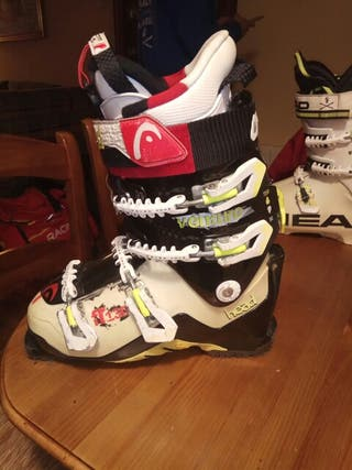 botas esqui head freeride