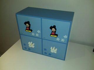Cajonera Micky Mouse