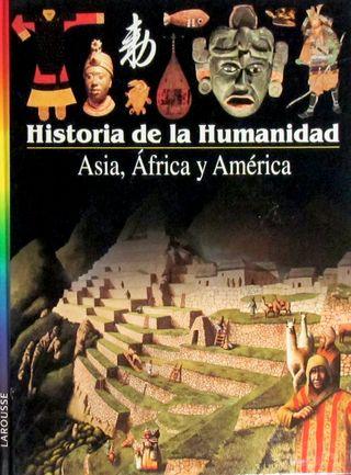 Asia, África y América Larousse, Enciclopedia