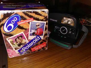 polaroid 600 camara instantanea