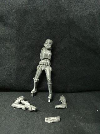 Figura Star wars Plomo Stormtrooper
