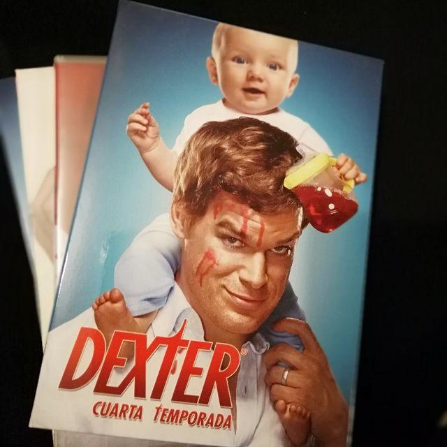 Dexter T4 de segunda mano por 10 € en A Coruña en WALLAPOP