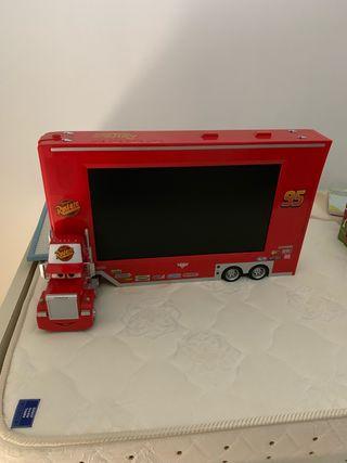 Camión televisor DVD