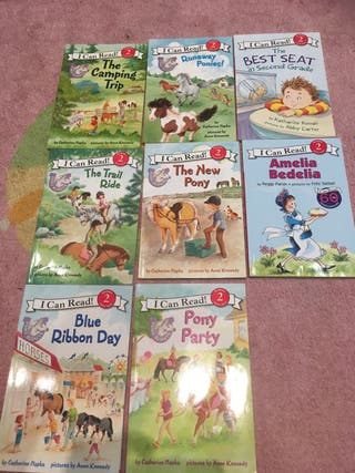 I can read level2- libros infantiles ingles