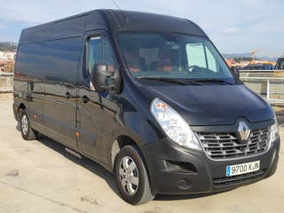 Renault Master bus 2018 17 plazas
